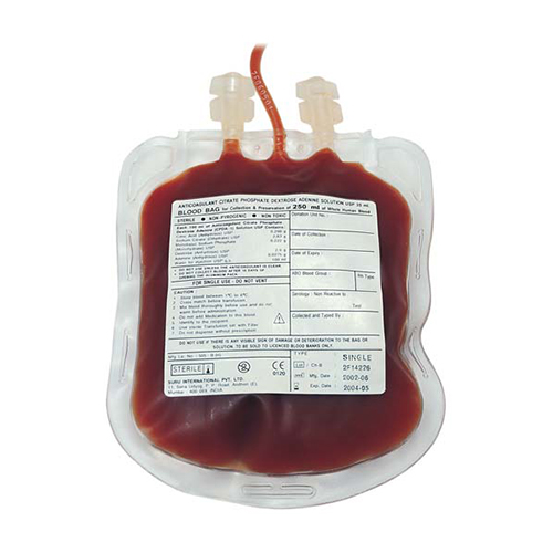 Blood Collection Bag 350ml