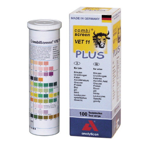 CombiScreen Urinalysis Test Strips