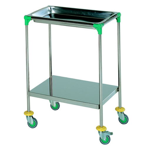 Removable Tray Treatment Trolley