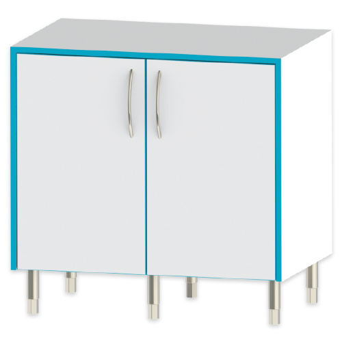 Sealwise Double Cupboard