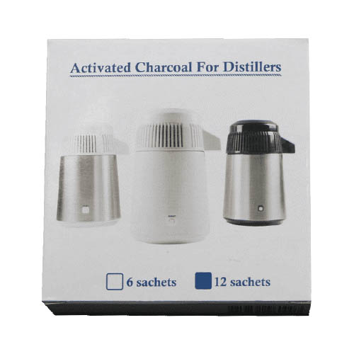 Activated Charcoal Filters for Aquadist Distiller