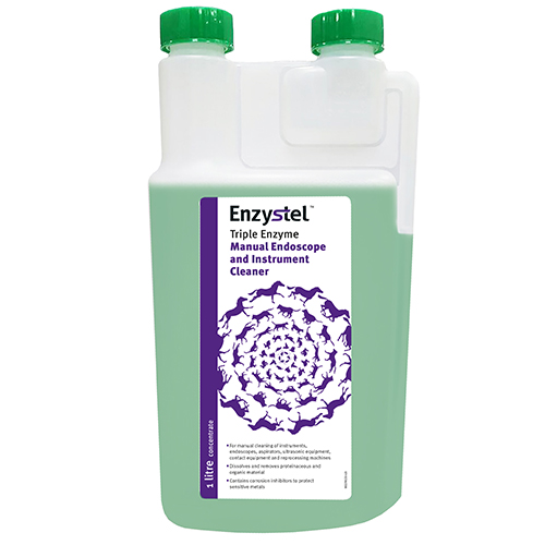 Enzystel Triple Enzymatic Instrument Cleaner