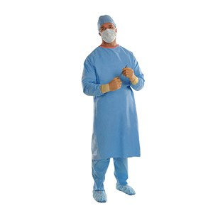 Reinforced Surgical Gown - Large