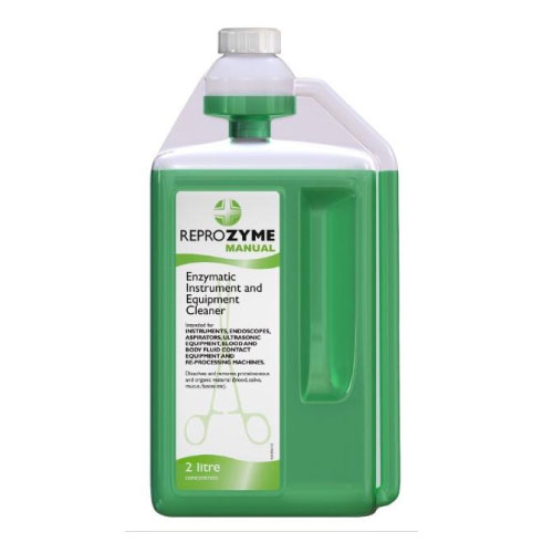 Reprozyme Triple Enzymatic Instrument Cleaner